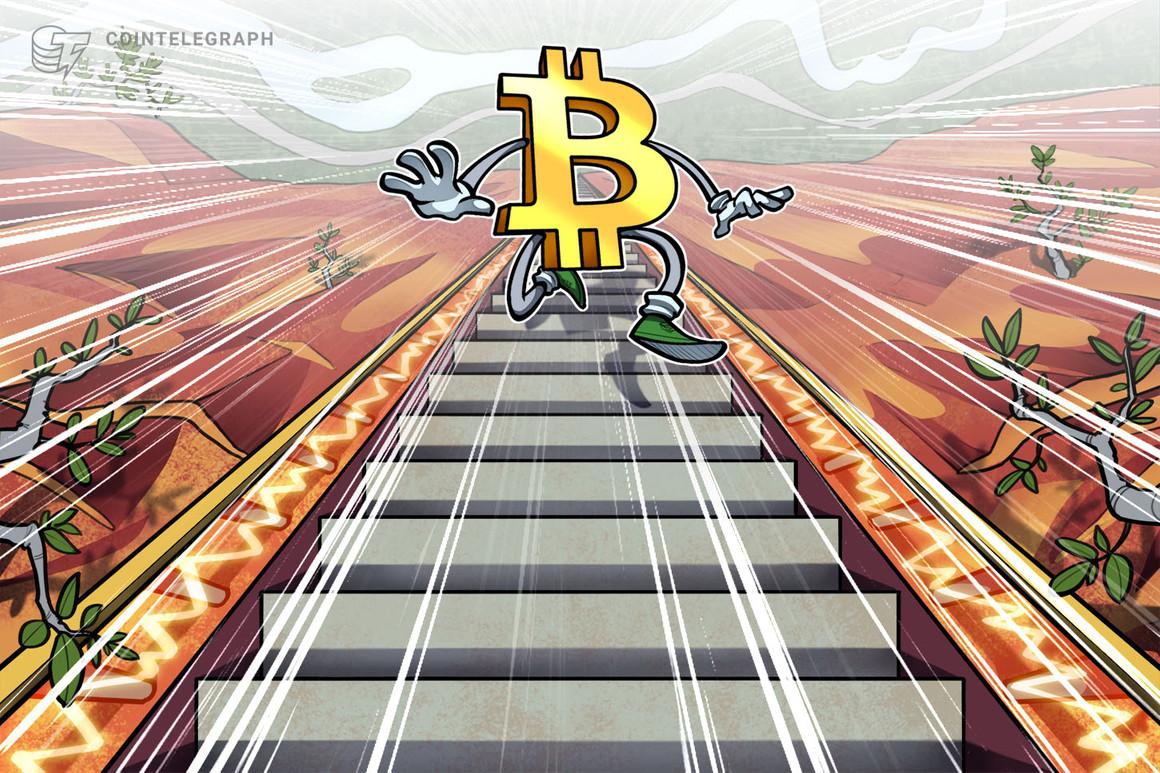 La capitalización de mercado de Bitcoin superó a la de Tencent en su camino hacia el billón de dólares
