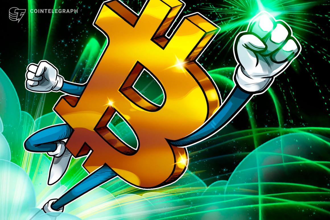 ¿Una pequeña caída del precio de Bitcoin? BTC rebota rápidamente hasta un nuevo máximo por encima de los $57,000