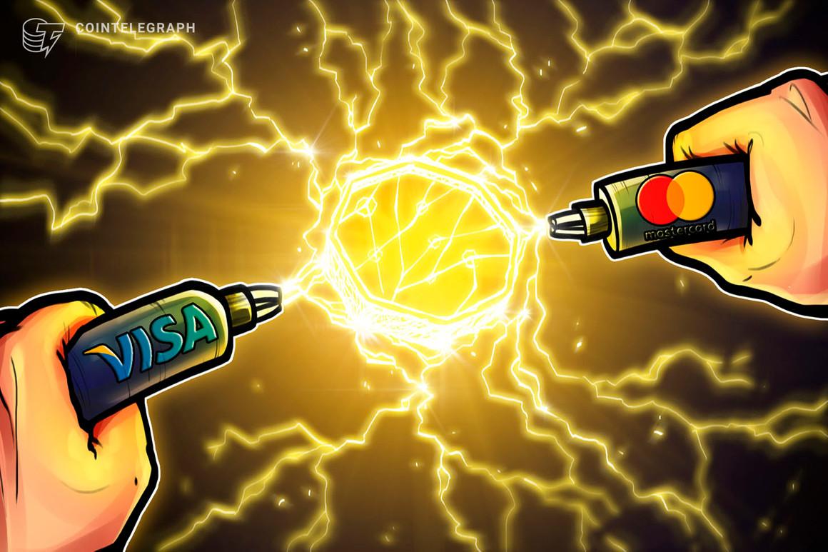 Mientras Visa y Mastercard suben las comisiones, los comerciantes pueden recurrir a las criptomonedas