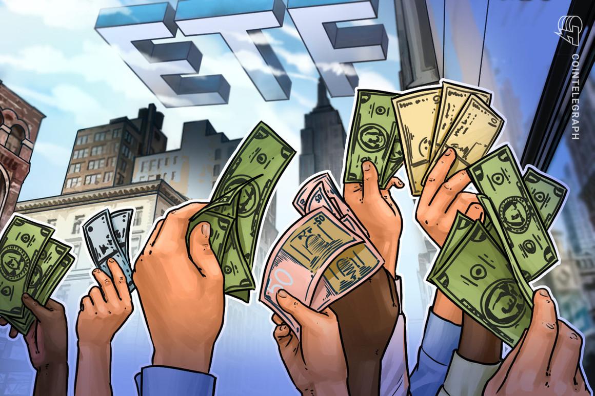 El primer ETF de Bitcoin de Norteamérica tiene un debut explosivo con 564 millones de dólares en activos