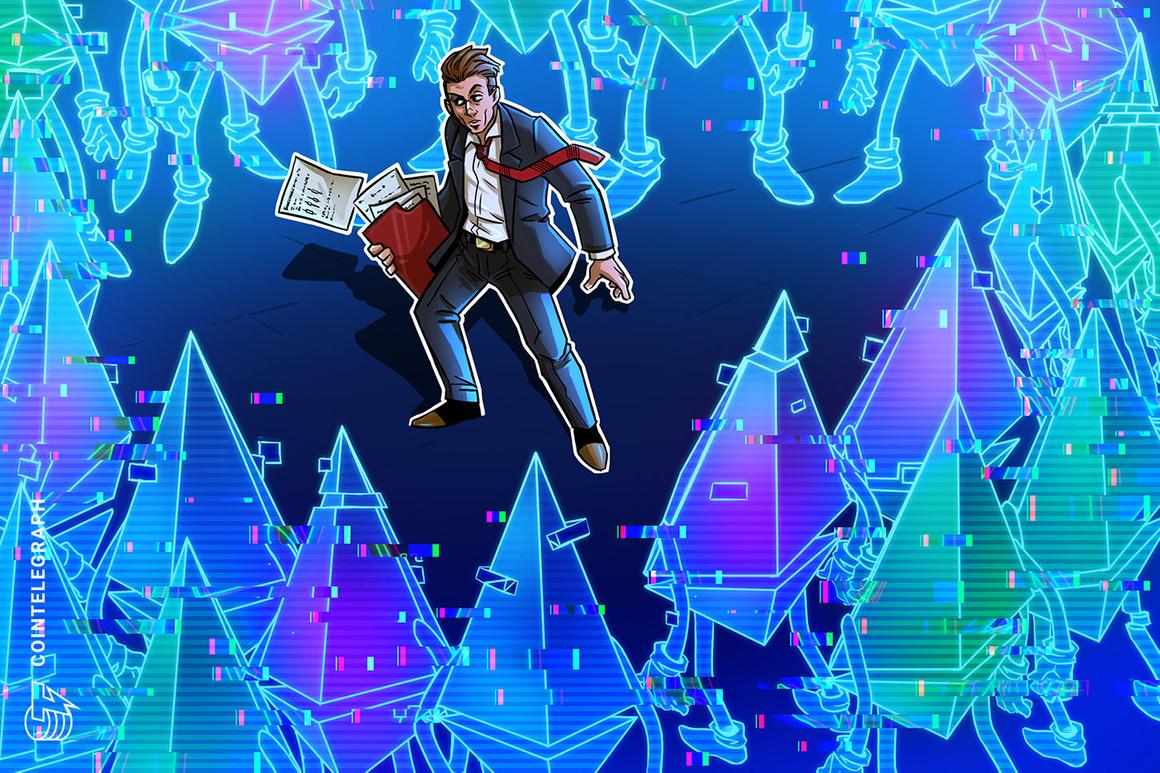 Ethereum va camino de liquidar $1.6 billones este trimestre