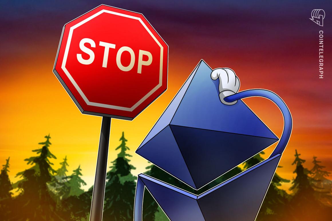 La breve pausa de Binance en los retiros de Ethereum provoca confusión en la comunidad