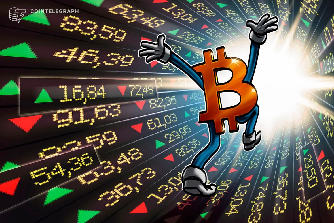 La prima de Grayscale sobre el precio de Bitcoin cayó a mínimos históricos por debajo de cero