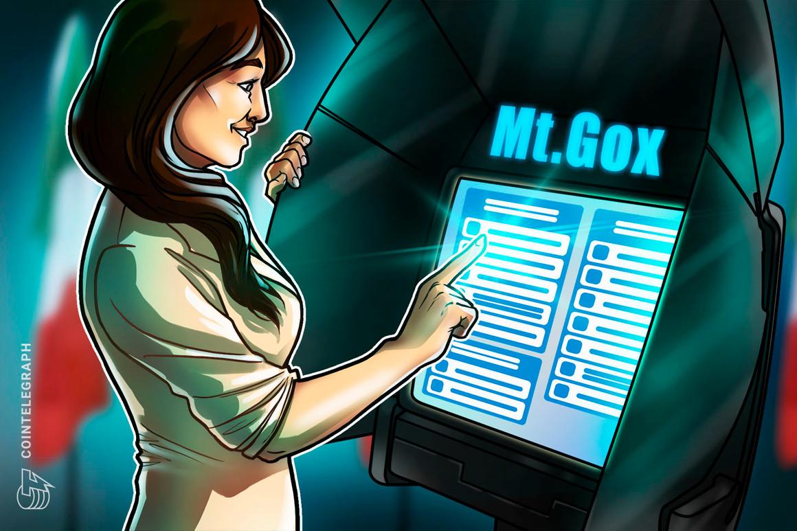 Los acreedores de Mt. Gox votarán sobre el proyecto de plan de reembolso