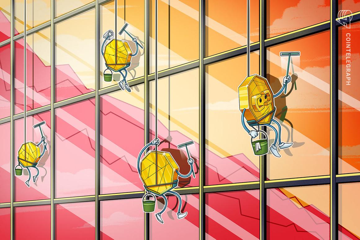 La creciente volatilidad del mercado de valores estadounidense arrastra los precios de Bitcoin y las altcoins a niveles más bajos