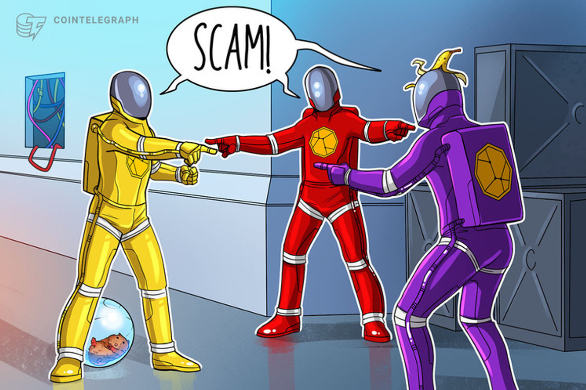 135 millones de dólares se ha robado otro esquema ponzi con criptomonedas