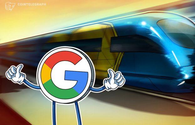 Google Finance añade una pestaña dedicada a las criptomonedas con Bitcoin, Ether y Litecoin