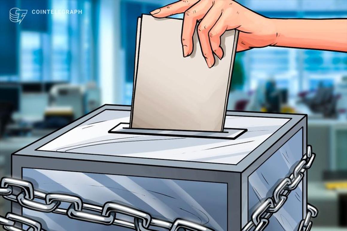 Casi 2,000 personas participaron de un sondeo de voto digital con blockchain en España