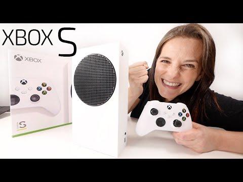 XBOX series S UNBOXING, la ESENCIA gaming de Microsoft