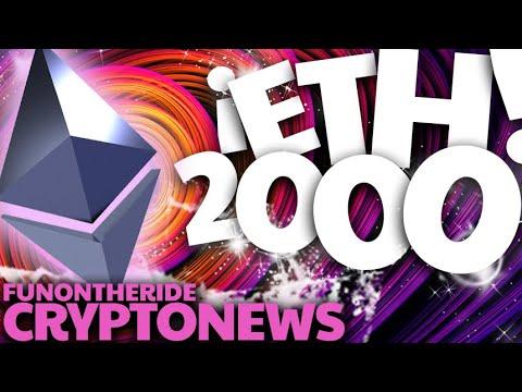 ¡ETHEREUM de 2000 a 140000!