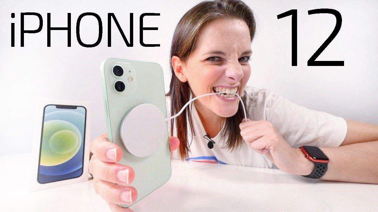 Apple iPhone 12 unboxing ¡La GRAN DUDA!