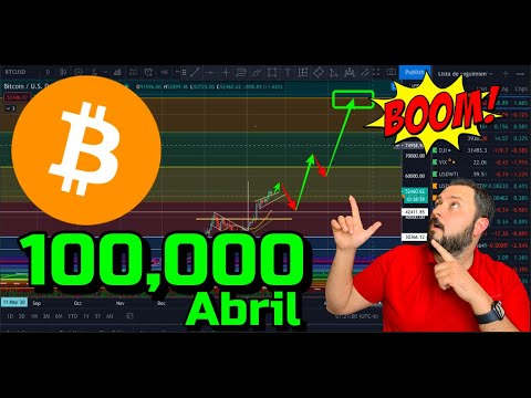 🟢 BTC ➤ 100,000 en Abril?? + 22 Altcoins !!!🚀