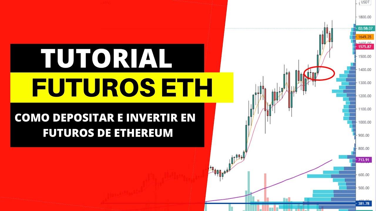 COMO INVERTIR EN ETHEREUM y Futuros de Ethereum de manera facil [Semillero de ingresos]