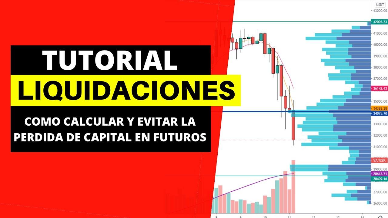 TRADING FUTUROS DE CRIPTOMONEDAS [Liquidaciones]¿Como calcularlas y evitarlas?