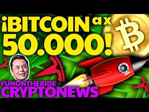 ¡APPLE podría ENTRAR DESPUÉS de TESLA! 🚀 ¡BITCOIN a x 50.000 y 100.000! 💥