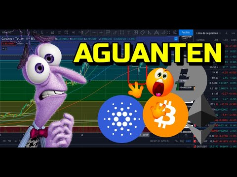 AGUANTEN Bitcoiners y Altcoiners + 17 Altcoins y Rifa !!!