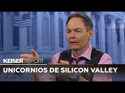 Keiser Report en Español: Unicornios de Silicon Valley (E1378)