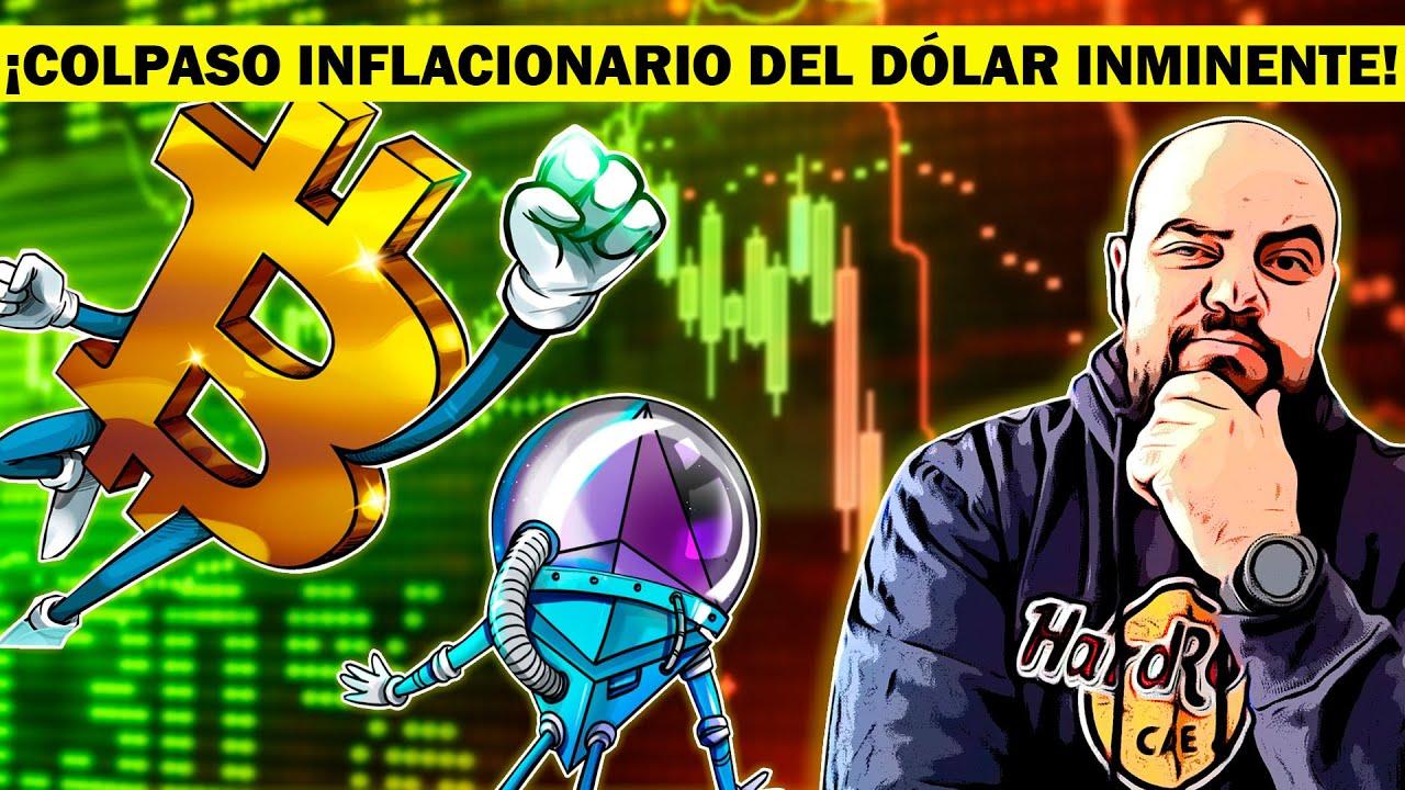¡BITCOIN ROMPERA LA BARRERA DE LOS $30 MIL DÓLARES, ETH A $920 Y THETA A $5 – DAVID BATTAGLIA!