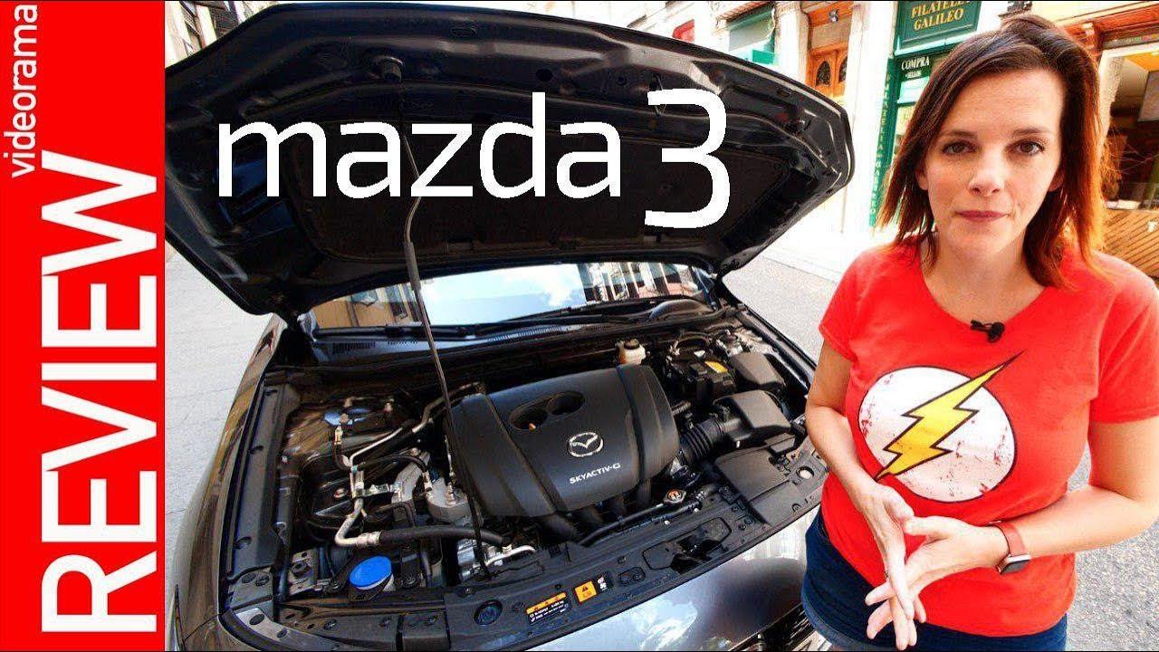 Mazda 3 2019 ECO test drive -DOS motores en uno-