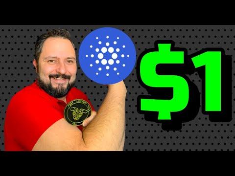 CARDANO en camino a 1 USD !!!