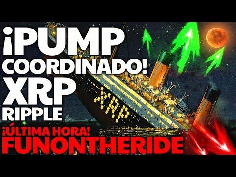 ¡XRP RIPPLE PUMP! 💥💥 (Canción)