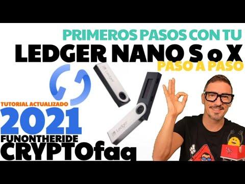#LEDGER NANO S o X  PRIMEROS PASOS GUÍA DEFINITIVA para PRINCIPIANTES