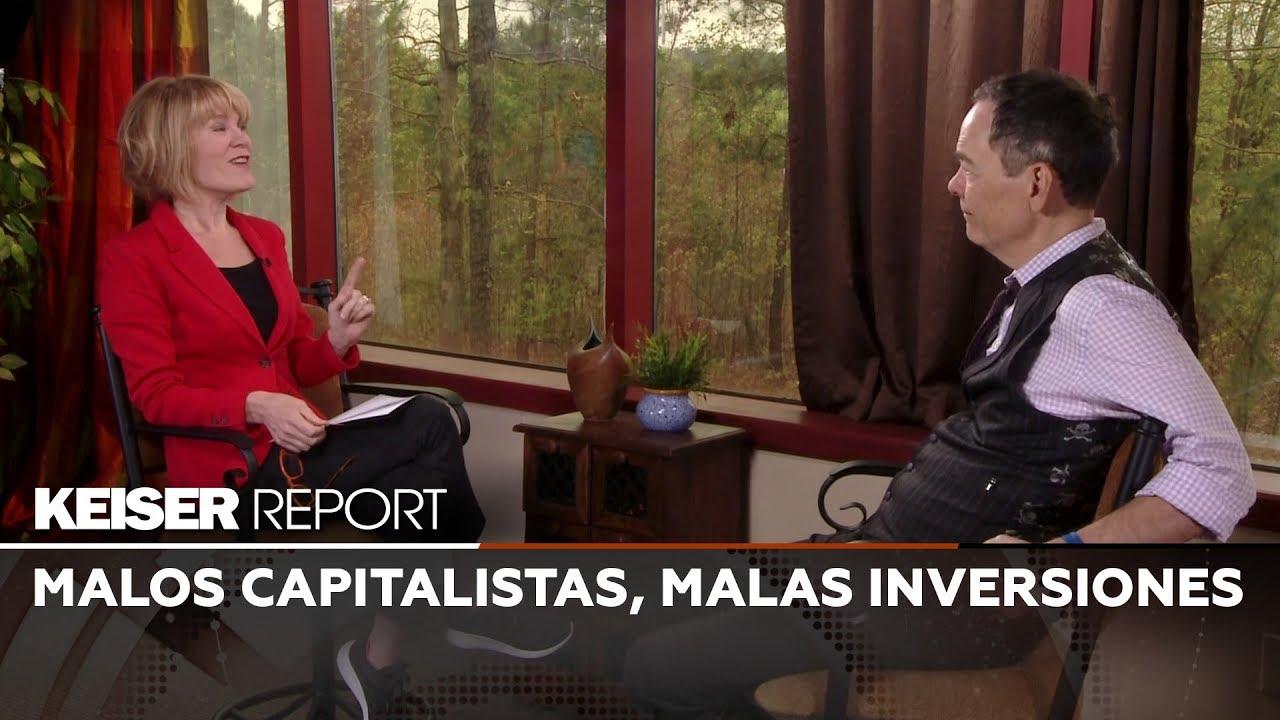 Keiser Report en Español: Malos capitalistas, malas inversiones (E1369)