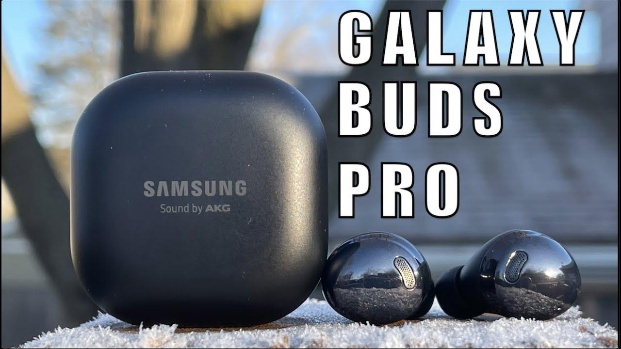 Galaxy Buds Pro LOS MEJORES BUDS con ANC y VARIAS novedades