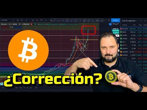 BITCOIN ¿Corrección? + 9 Altcoins y Rifa !!