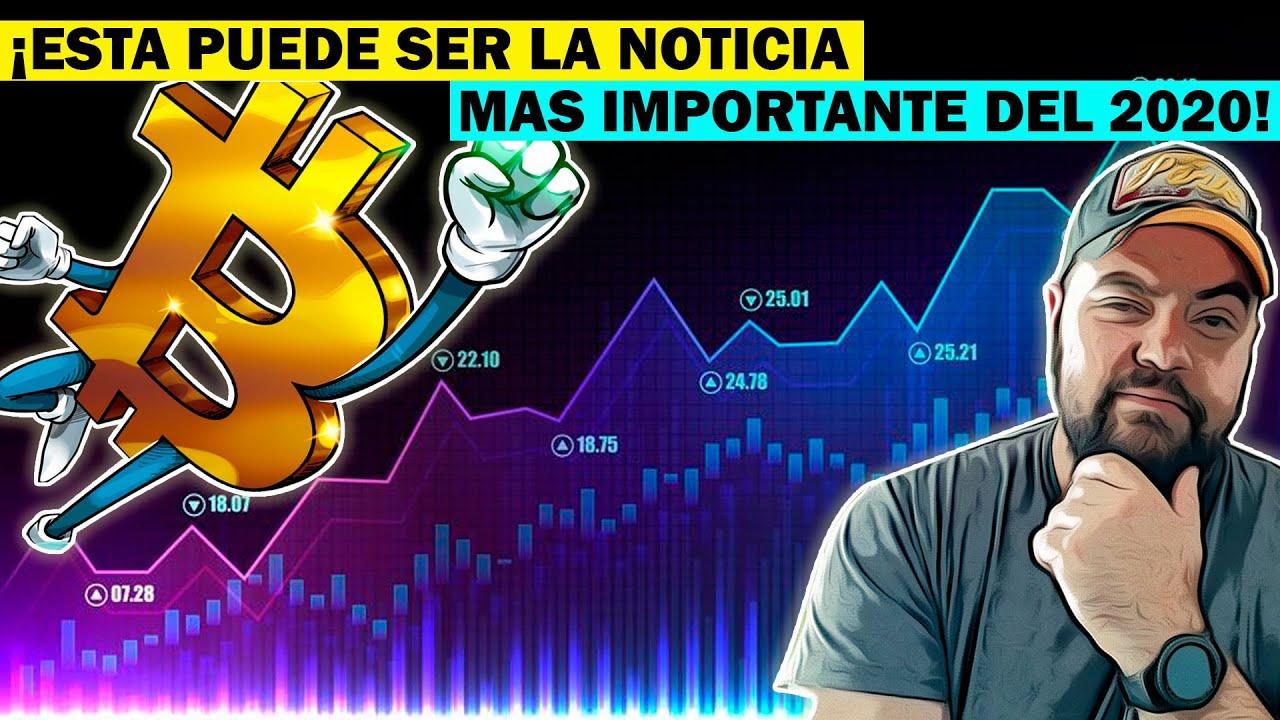 ¡BITCOIN SUBIRA DE PRECIO EXPONENCIALMENTE, NUEVA ERA DE INVERSIONES CAMBIA EL JUEGO!