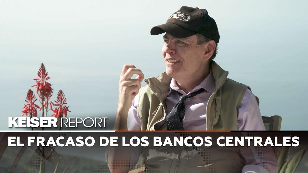 Keiser Report en Español: El fracaso de los bancos centrales (E1365)