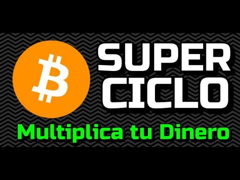 😱Multiplica tu DINERO en este SUPER CICLO #Bitcoin!!!