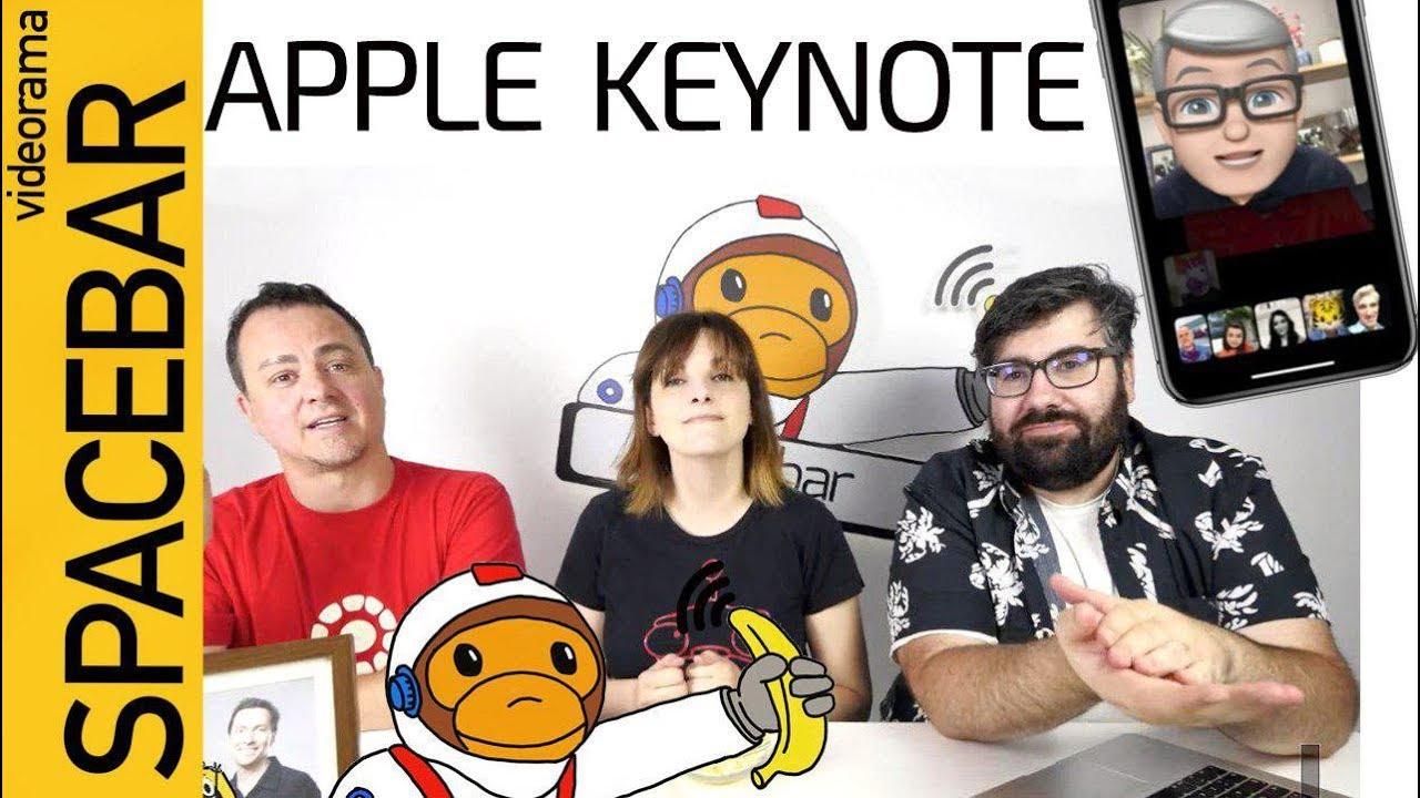 SpaceBar: Apple WWDC 2018, iOS, macOS Mojave y todas las novedades