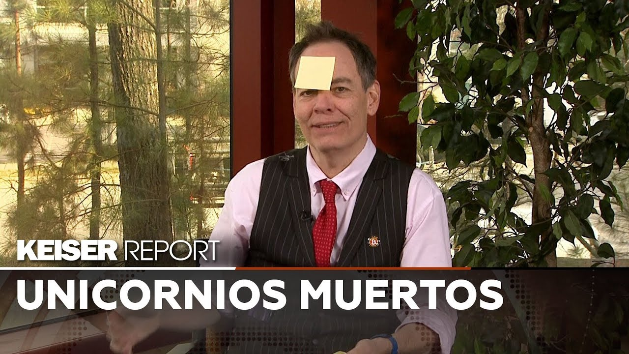Keiser Report en Español: Unicornios muertos (E1363)