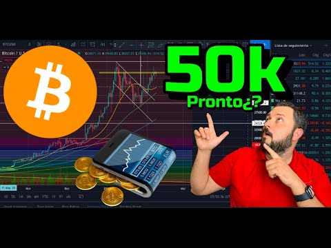 BITCOIN hacia los 50k?? + 9 Altcoin y Rifa diaria !!