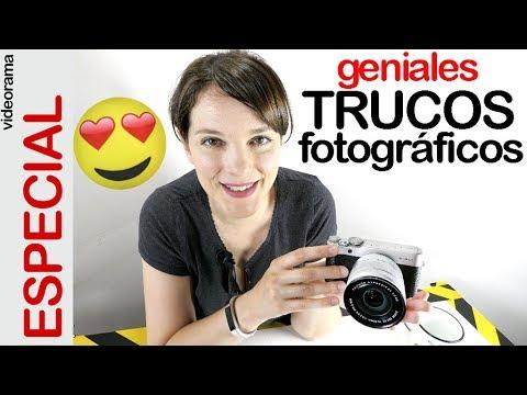 Trucos Fotográficos -cómo conseguir fotos geniales-