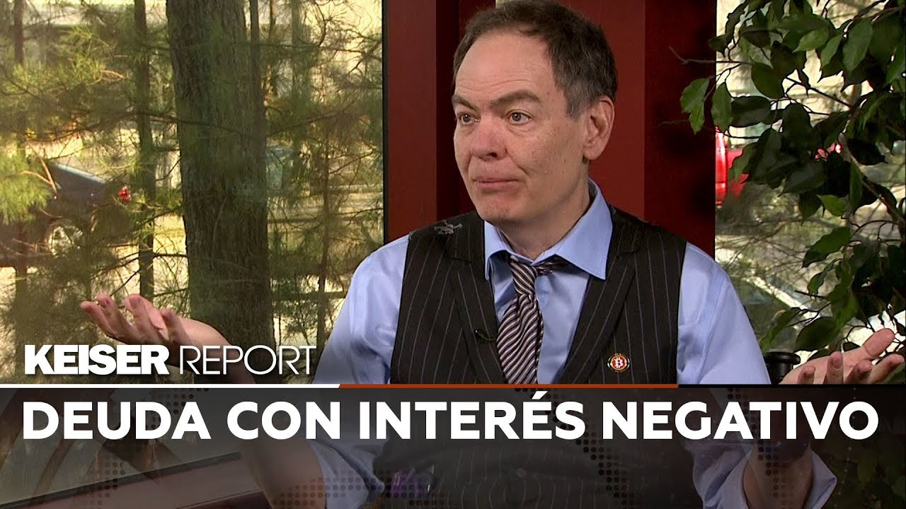 Keiser Report en Español: Deuda con interés negativo (E1359)