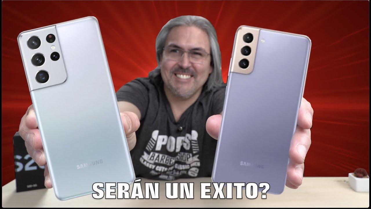 Samsung Galaxy S21, S21+, S21 ULTRA SERÁN UN EXITO?