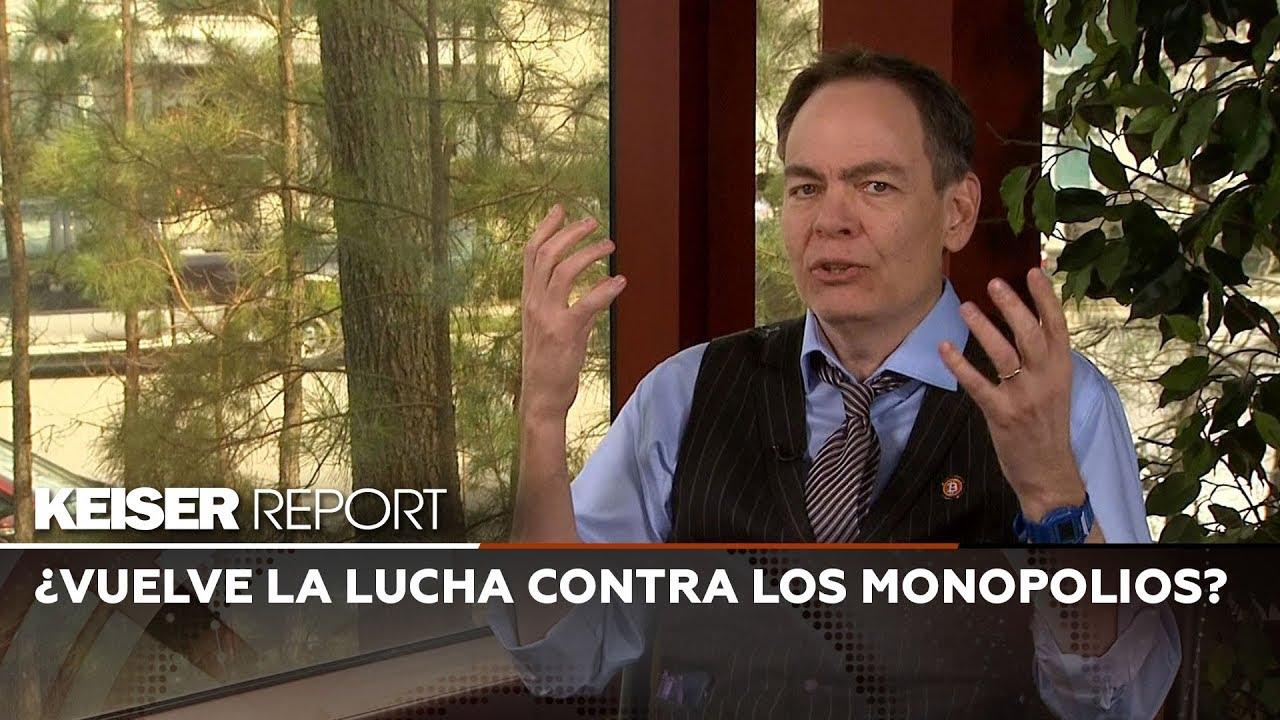 Keiser report en Español: ¿Vuelve la lucha contra los monopolios? (E1358)