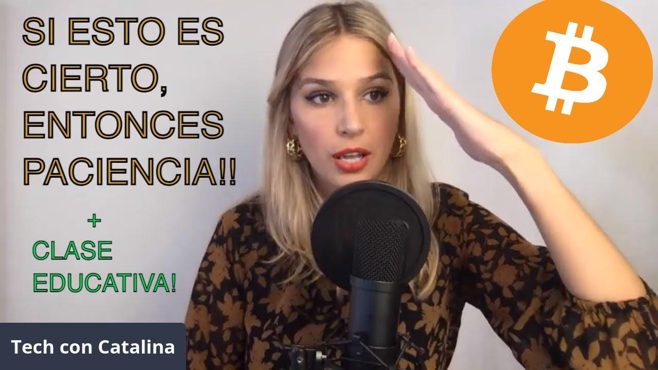SI ESTO ES CIERTO, ENTONCES PACIENCIA!!!!!!!!!!! [precio de Bitcoin..] noticias + educación