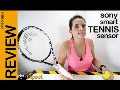 Sony Smart Tennis Sensor review en español