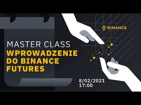 Master Class: Wprowadzenie do Binance Futures