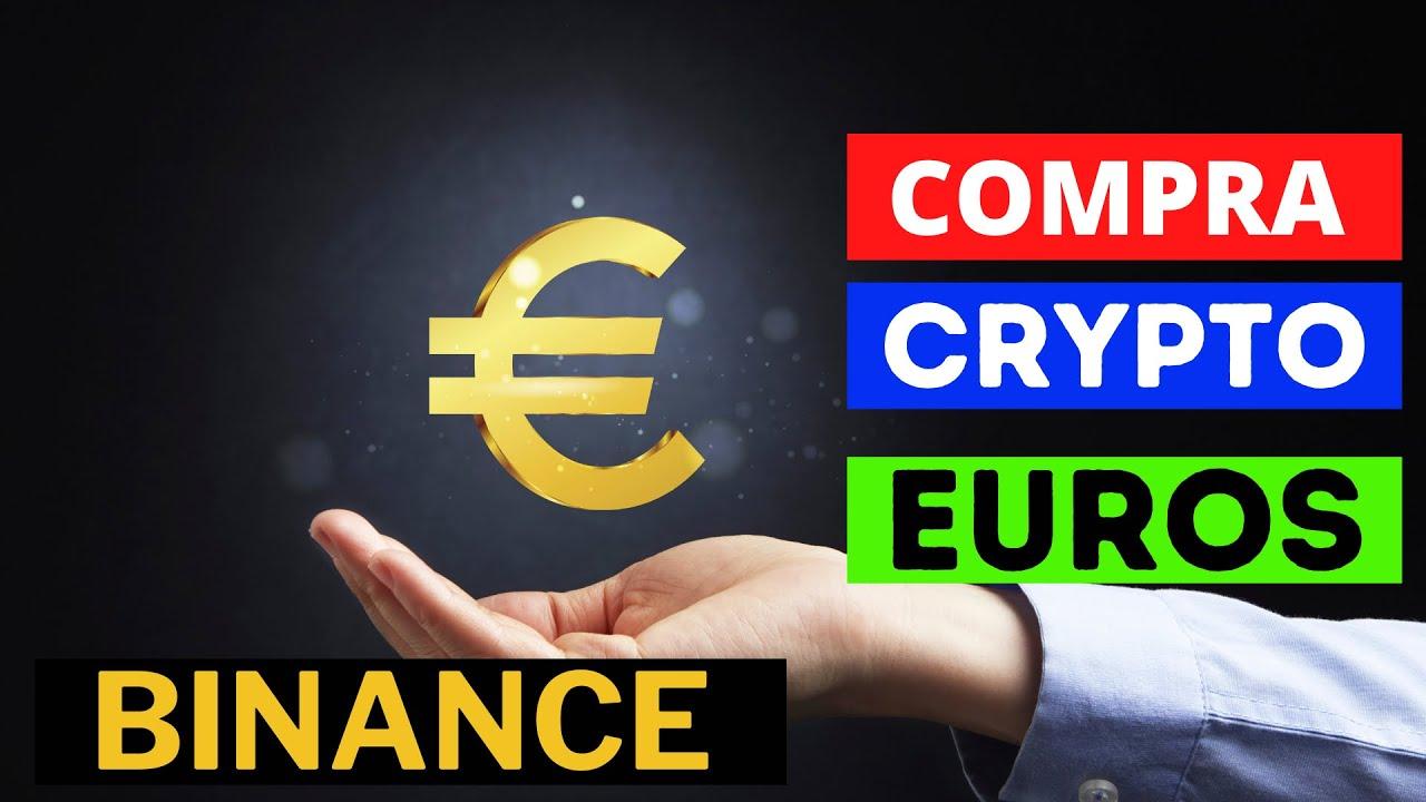 BINANCE EXCHANGE TUTORIAL 2020 [Como comprar EURO crypto] desde tu celular – Semillero de ingresos