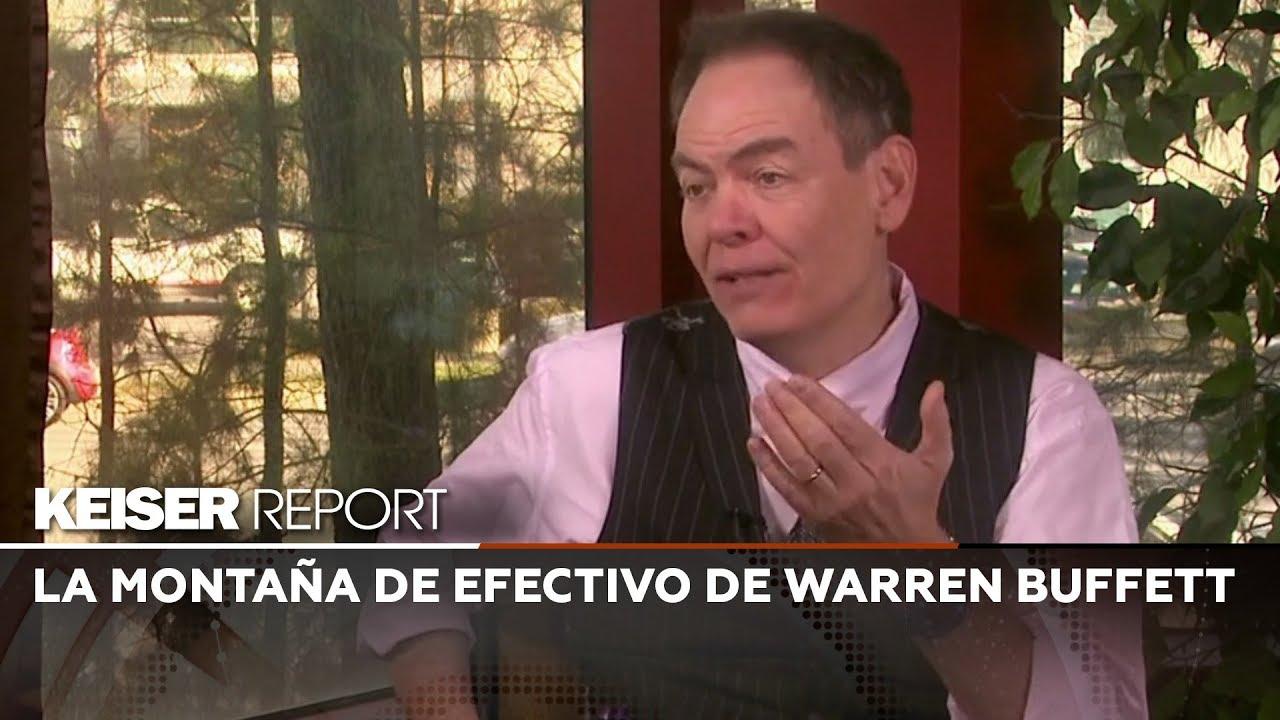 Keiser Report en Español: La montaña de efectivo de Warren Buffett (E1351)