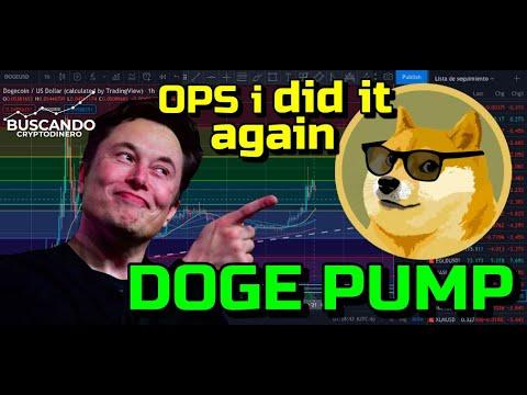"""🚨 ELON lo hace de nuevo 🚀 """"DOGE PUMP"""" + 19 Altcoins !!! 🤑"""