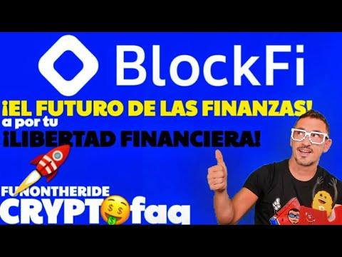 #BlockFi 2021 🌟 ¡Gana Dinero con tus Criptomonedas! 🌟💪 ¡Libertad Financiera!