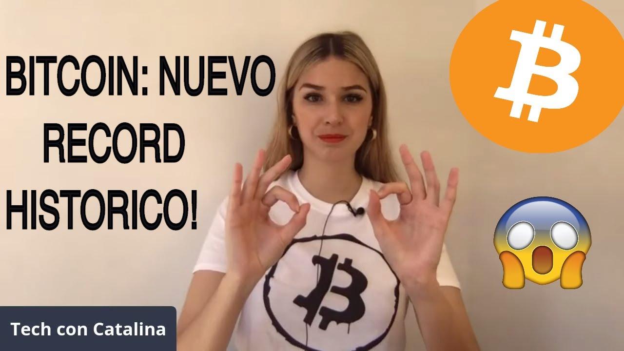 🚨BITCOIN: NUEVO RECORD HISTORICO!! Hasta dónde llegará el Precio de Bitcoin 2020?