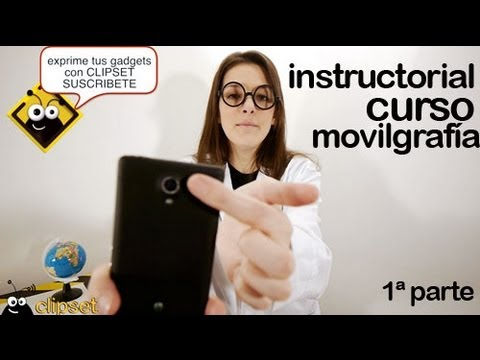 Curso fotografía móvil para smartphones con Xperia T tutorial (1/5)