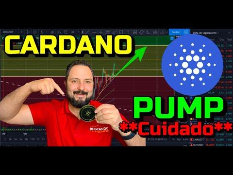 """🔴 Cardano (ADA) **PUMP** """"🚨CUIDADO"""" + 19 Altcoins !!"""