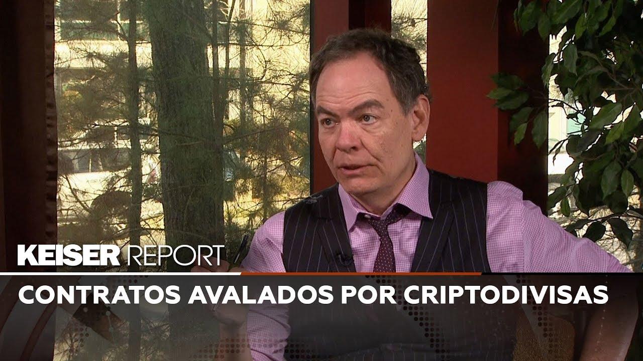 Keiser report en Español: Contratos avalados por criptodivisas (E1343)